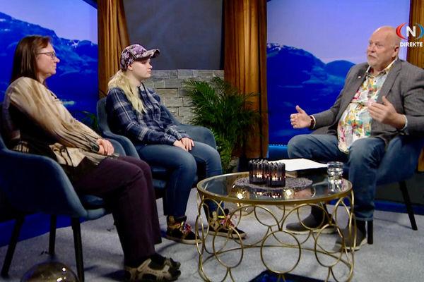 Kirsten Elin (25) fikk oppleve Jesus gjennom Rich Vera-forbønnen på TV Visjon Norge. Bløff-kampanjen bør få konsekvenser.