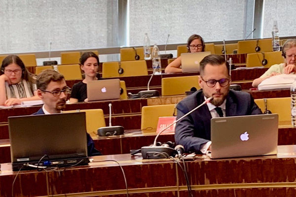 Pch24.pl rapporterer fra Europarådet i Strasbourg: - Norge bryter regelmessig med grunnleggende menneskerettigheter!