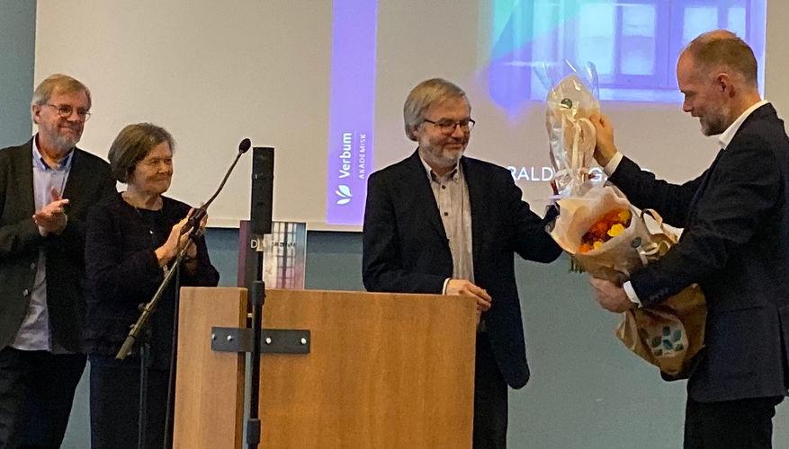 Professor Harald Hegstad: - Vi må forsvare barns rett til religion (hør lydopptak)