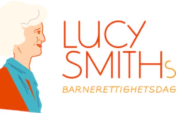 KKNs formann deltar på Lucy Smiths barnerettighetsdag